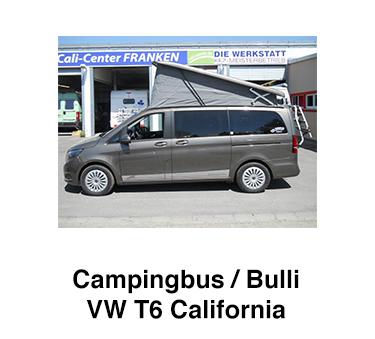 Campingbus mieten für  München