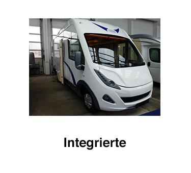 Integrierte Wohnmobile aus  Saarland