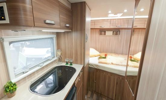 billig Campingbus mieten aus  Saarland
